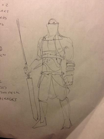 zulu sketch